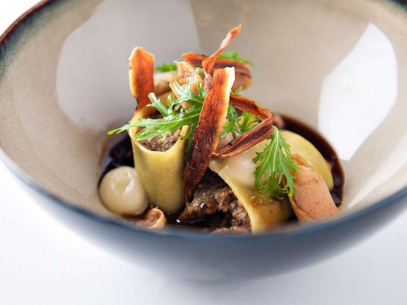 de witte merel roeselare resto restaurant reserveer reserveren online tafel tblefever bart albrecht